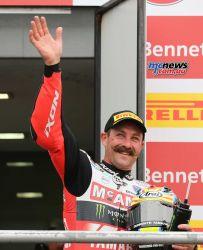 BSB Brands Hatch Josh Brookes wins race ImageDYeomans