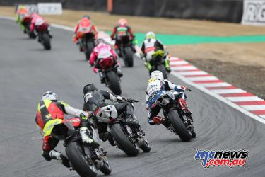 BSB Brands Hatch Levi Day in the chase ImageDYeomans