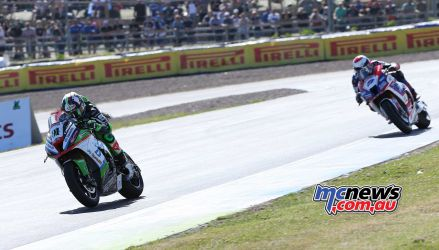 BSB RNd Knockhill Haslam now leads ImageDYeomans