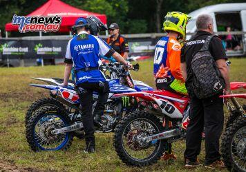 MX Nationals Rnd Conondale CDR Dean Ferris Bike ImageByScottya