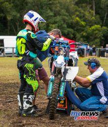 MX Nationals Rnd Conondale Kaleb Barham FuellineSplit ImageByScottya