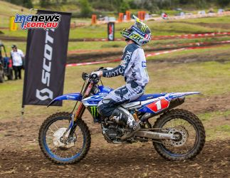 MX Nationals Rnd Conondale MX Race Dean Ferris Relief ImageByScottya