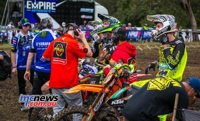 MX Nationals Rnd Conondale MX Race HelmetsOff ImageByScottya