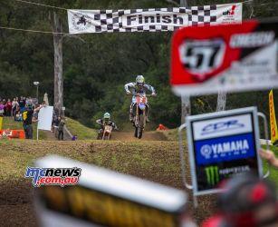 MX Nationals Rnd Conondale MX Race LastLap DeanFerris ImageByScottya
