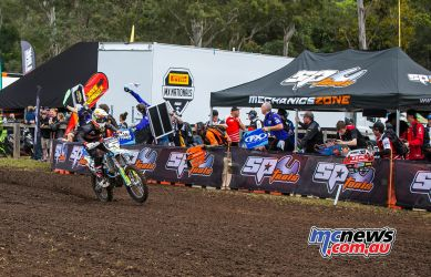 MX Nationals Rnd Conondale MX Pitboards Signs ImageByScottya