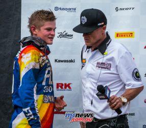 MX Nationals Rnd Conondale MXD Race Winners Ellis Kev ImageByScottya