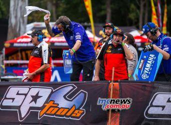 MX Nationals Rnd Conondale Richie Evans PitBoard Go ImageByScottya