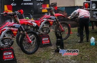 MX Nationals Rnd Conondale Rick Latimer BikeWash ImageByScottya