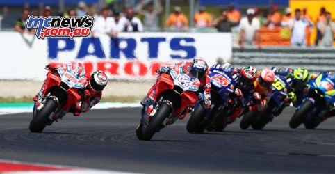 MotoGP Assen Dovi GP AN