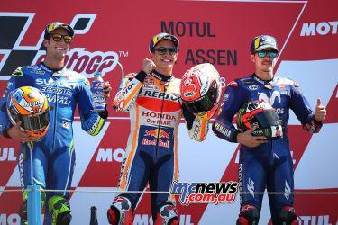 MotoGP Assen GPpod GP AN