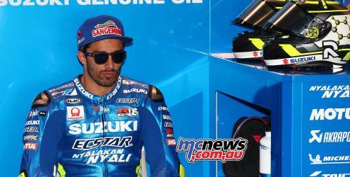 MotoGP Assen Iannone GP AN