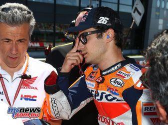MotoGP Assen Pedrosa GP AN