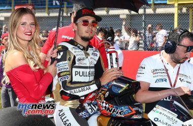 MotoGP Assen Pits Abraham GP AN