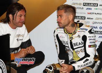 MotoGP Assen Pits Bautista GP AN