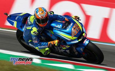 MotoGP Assen Rins GP AN