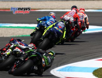 MotoGP Assen Rossi GP AN Cover