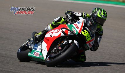 MotoGP Sachsenring Crutchlow GP AN