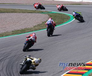 MotoGP Sachsenring Dovi GP AN