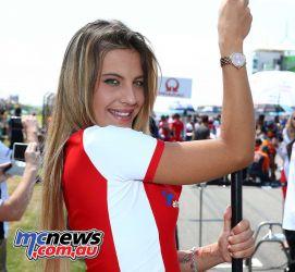 MotoGP Sachsenring Girl GP AN