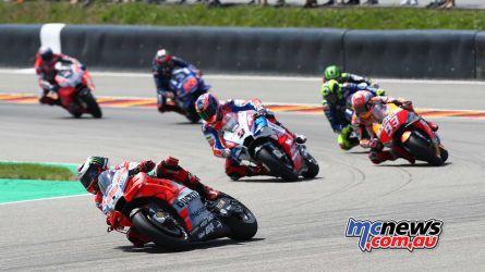 MotoGP Sachsenring Lorenzo GP AN