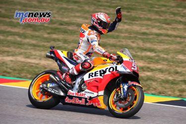 MotoGP Sachsenring Marquez GP AN