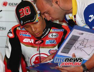 MotoGP Sachsenring Nakagami GP AN