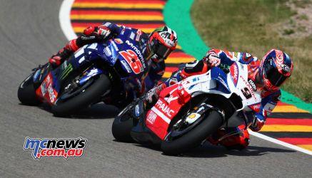 MotoGP Sachsenring Petrucci GP AN