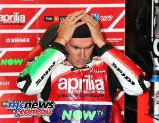 MotoGP Sachsenring Redding GP AN