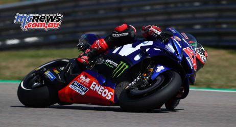 MotoGP Sachsenring Vinales GP AN
