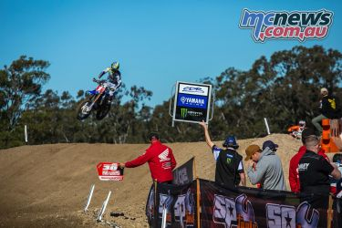 mx nationals ranch mx saturday practice mx honda cdr pitboard ImageByScottya