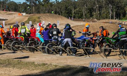 mx nationals ranch mx saturday practice mx waiting ImageByScottya