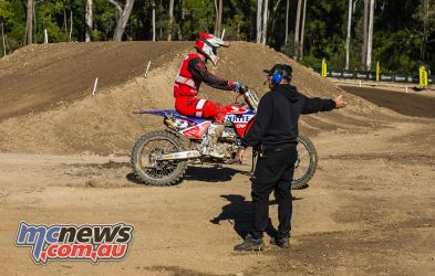 mx nationals ranch mx saturday practice mxd exit ImageByScottya