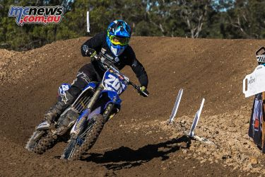 mx nationals ranch mx saturday practice mxd fabry pitboard ImageByScottya