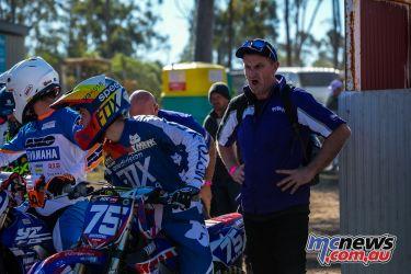 mx nationals round mxd racing brodie start gate ImageByScottya