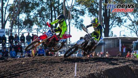 mx nationals round mxd racing double whip ImageByScottya