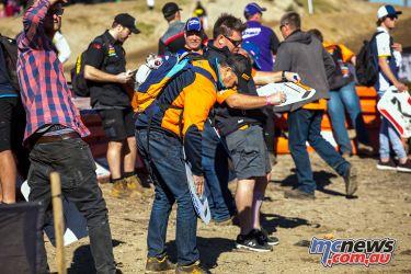 mx nationals round mxd racing ktm clean coard ImageByScottya
