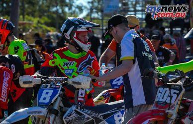 mx nationals round mxd racing zadravec start gate ImageByScottya
