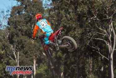 mx nationals round mx davis whip back