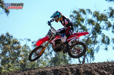 mx nationals round mx mcmanus honda
