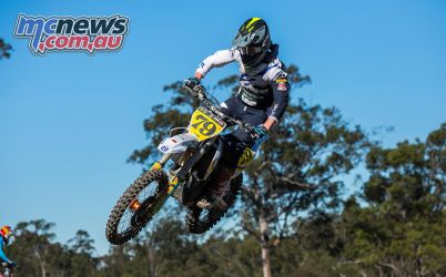mx nationals round mx ward davey