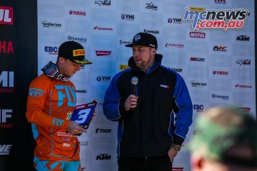 mx nationals round mxd rd place