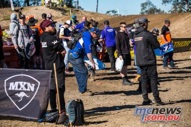 mx nationals round mxd pitboard group
