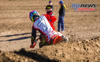 mx nationals round mxd rowe back
