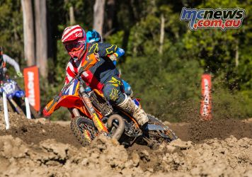 mx nationals round mxd rowe power on