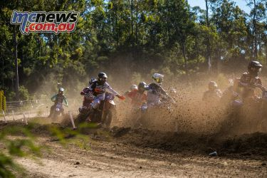 mx nationals round mxd start roost
