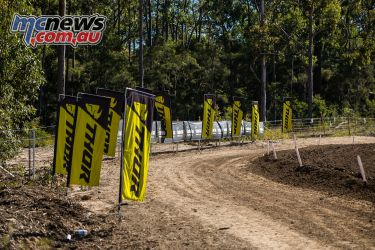 mx nationals round mxd thor flags