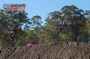 mx nationals round mxd zac bailey