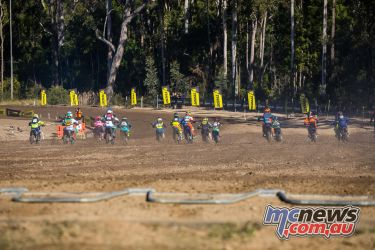 mx nationals round race cc first corner
