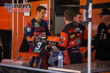 mx nationals round race mitch evans raceline