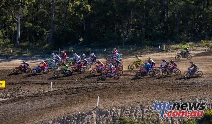 mx nationals round race mx nd start